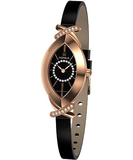 У нас Вы можете купить Женские наручные золотые часы в коллекции Фиалка Ника 0311.2.1.56 по лучшей цене с доставкой