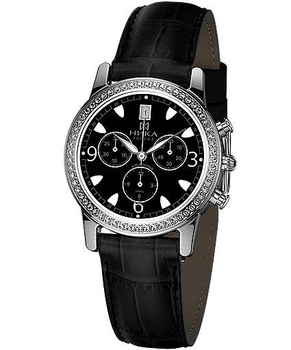 На фото: Женские и мужские, золотые и серебряные российские наручные часы Ника. серебряные часы Ника женские