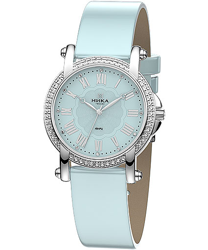 98152cb6f604 FLIRT - Серебряные женские часы - Watchgold.ru